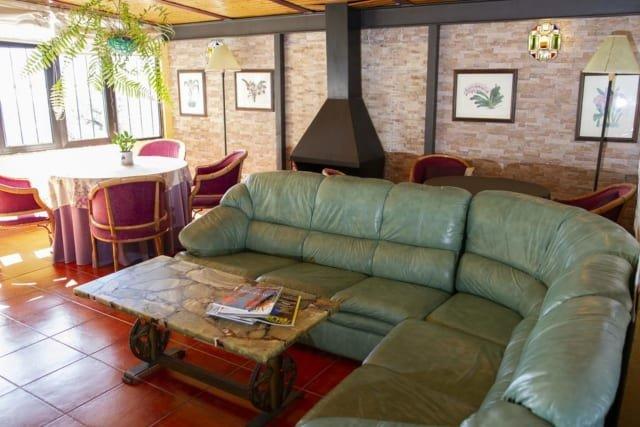 Hotel El Refugio - lounge