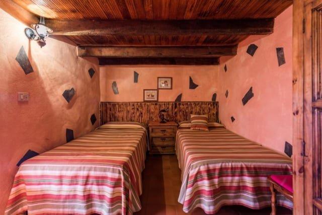 Casita Elvira - slaapkamer