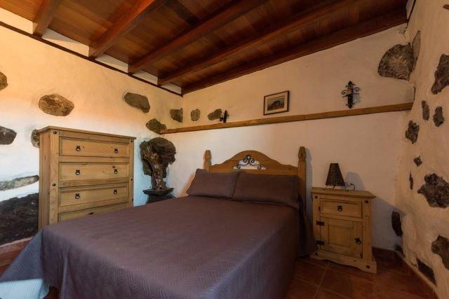 Casita Pagarrona - slaapkamer