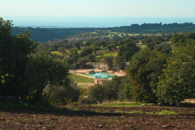 Hotel Parca Cavalonga - omgeving