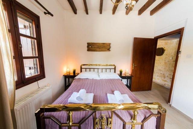 Villa Karydhia - slaapkamer