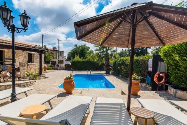 Villa Karydhia - zwembad