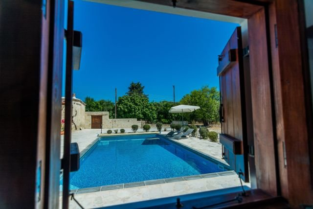 Chloe's House - zwembad