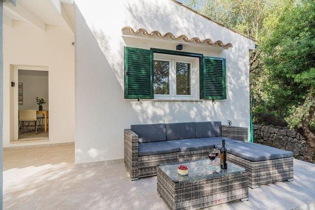 Villa Can Romani - terras