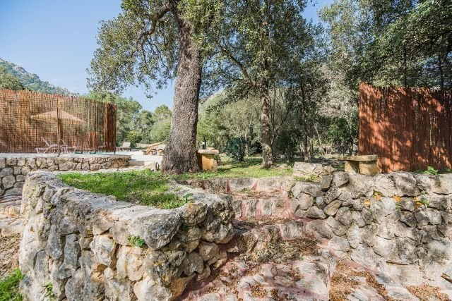 Villa Can Romani - tuin