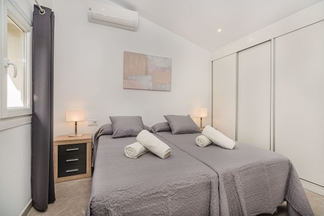 Villa Can Romani - slaapkamer