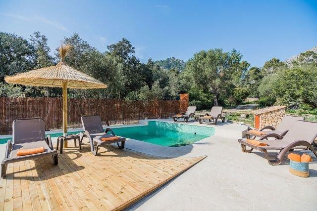 Villa Can Romani - zwembad
