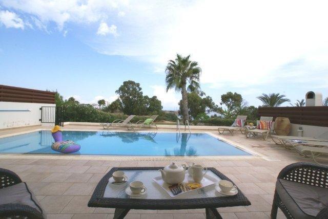 Villa Eliza - zwembad