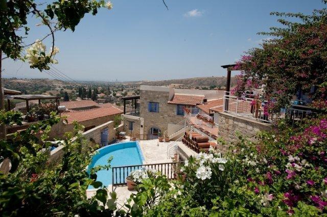 Village Houses - uitzicht