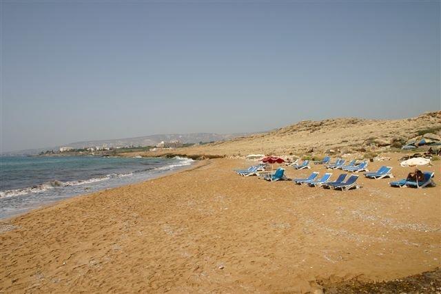 Appartementen Helios Bay - strand
