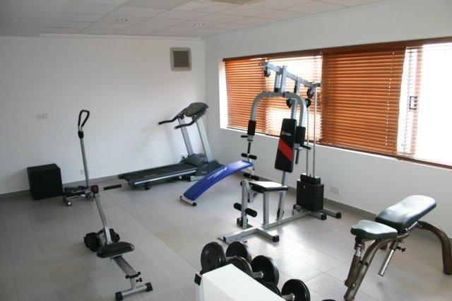 Appartement Sunset Bay - fitness