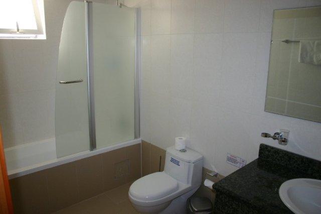 Appartement Sunset Bay - badkamer
