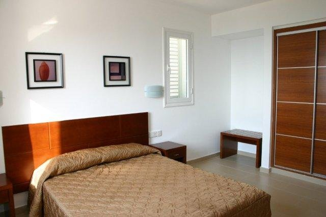 Appartement Sunset Bay - slaapkamer