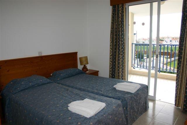 Villa Thalia - slaapkamer