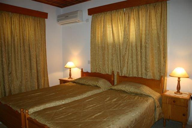 Appartementen Kotzias - slaapkamer