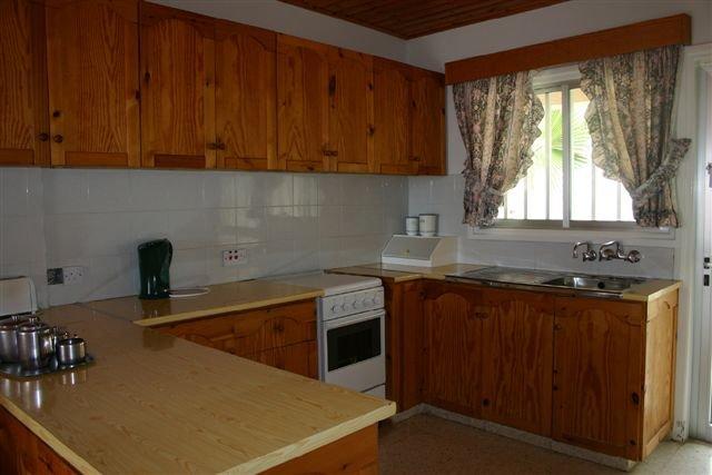 Appartementen Kotzias - keuken
