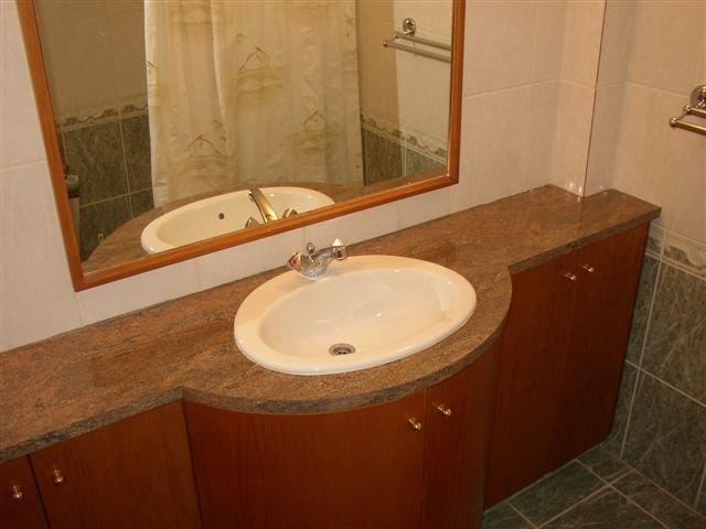 Appartementen Kotzias - badkamer