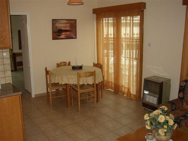 Appartementen Kotzias - eetgedeelte