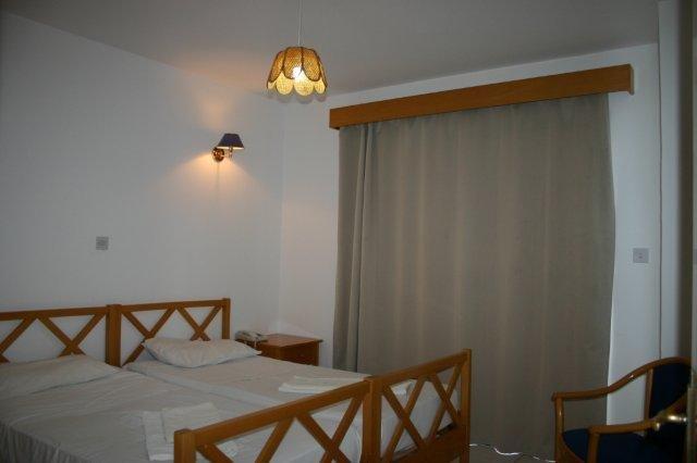 Appartementen Bay view - slaapkamer
