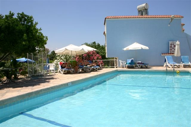 Appartementen Bougainvillea -  zwembad