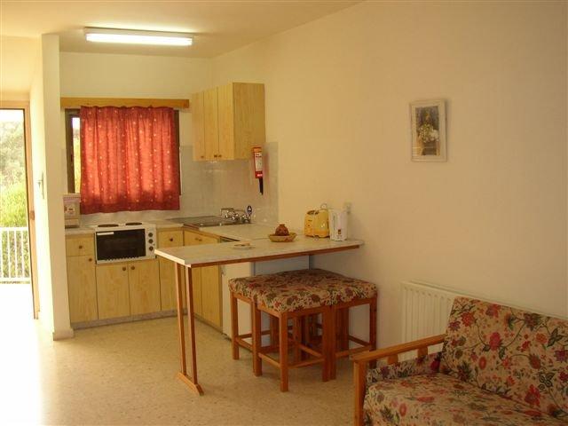 Appartementen Bougainvillea -  keuken