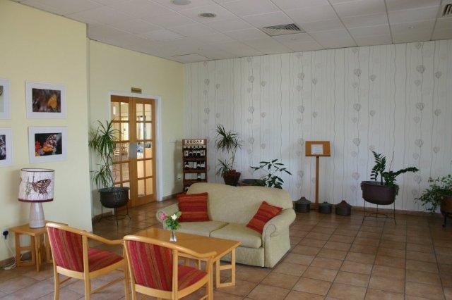 Hotel Natura Beach - receptie