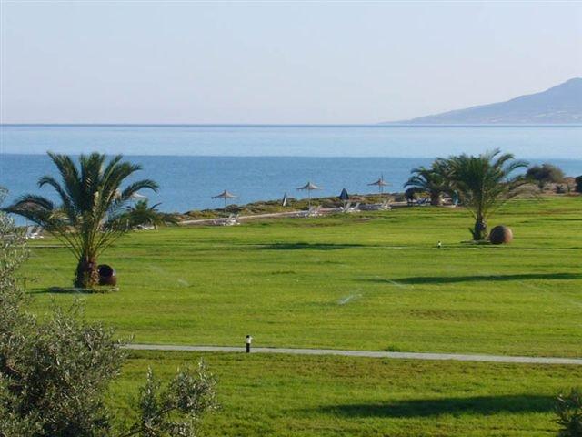 Hotel Natura Beach - tuin