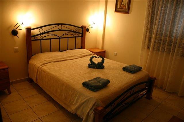 Villa Santa Barbara - slaapkamer