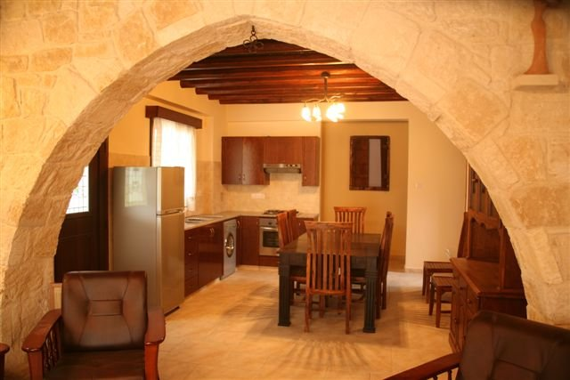 Villa Santa Barbara - keuken