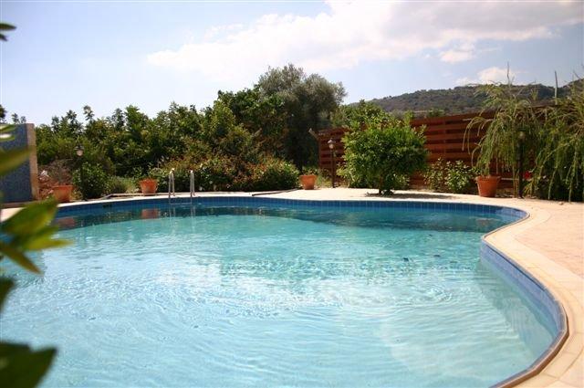 Villa Santa Barbara - zwembad
