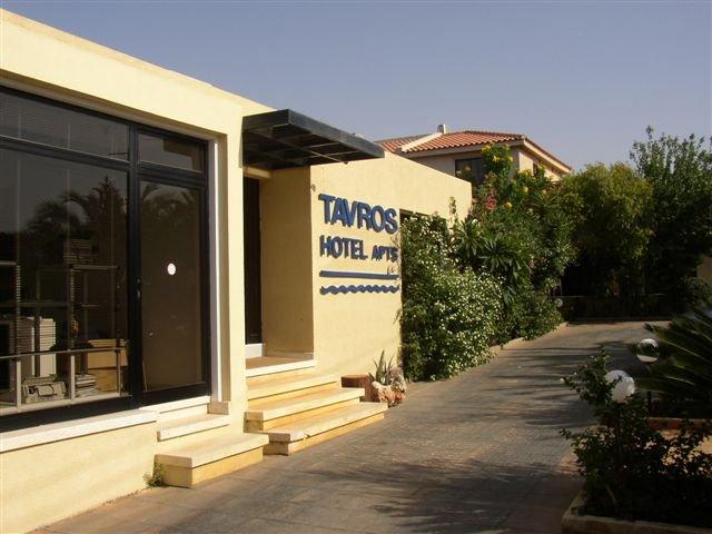 Appartementen Tavros