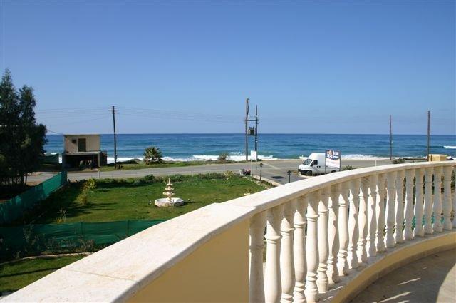 Villa Tsikos - uitzicht