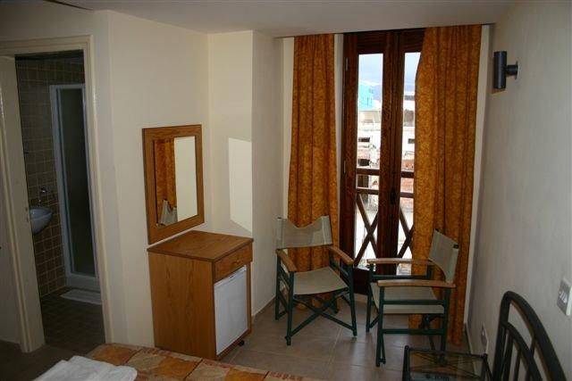 Hotel Y en P - hotelkamer