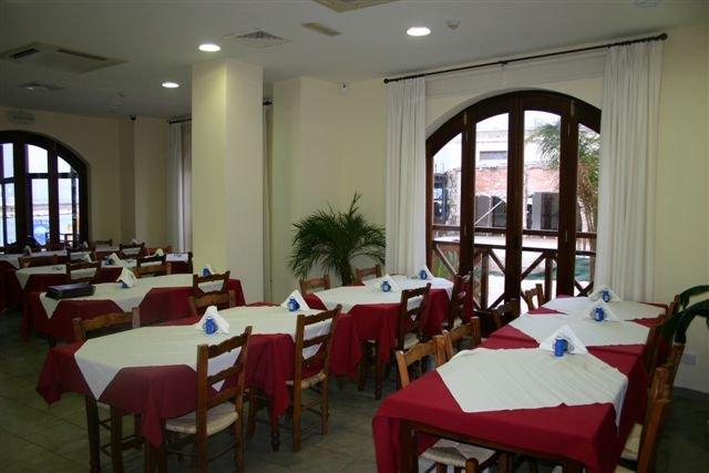 Hotel Y en P - restaurant