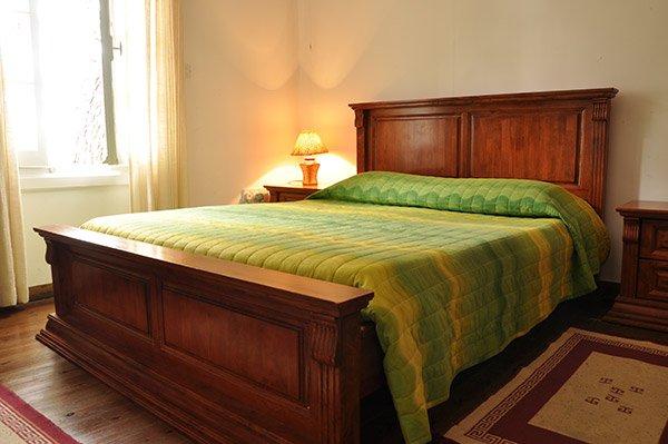 Hotel Semiramis - hotelkamer