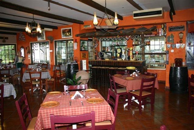 Hotel Semiramis - restaurant