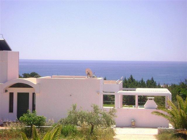 Villa Chevalier - uitzicht