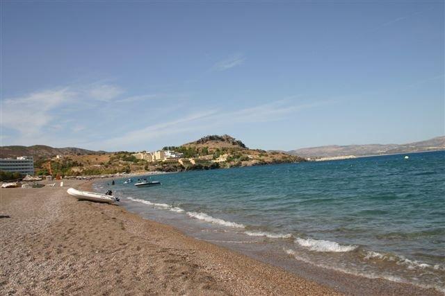 Appartementen Yota Beach -  strand en zee