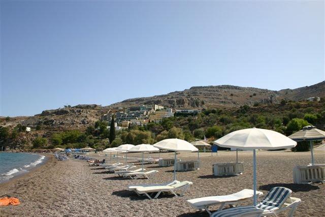 Appartementen Yota Beach -  strand