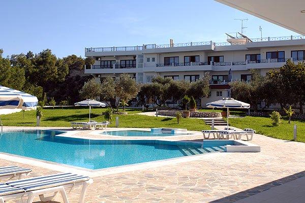 Appartementen Helena Cristina -  zwembad