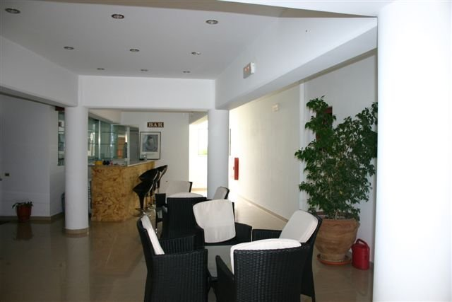 Appartementen Helena Cristina -  receptie