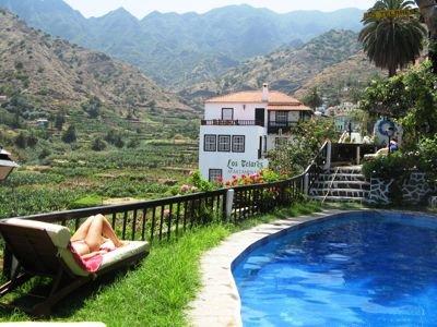 Appartementen Los Telares - zwembad