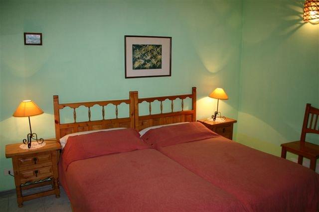 Appartementen Los Telares - slaapkamer
