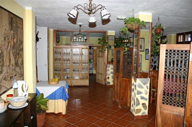 Appartementen Los Telares - ontbijtruimte