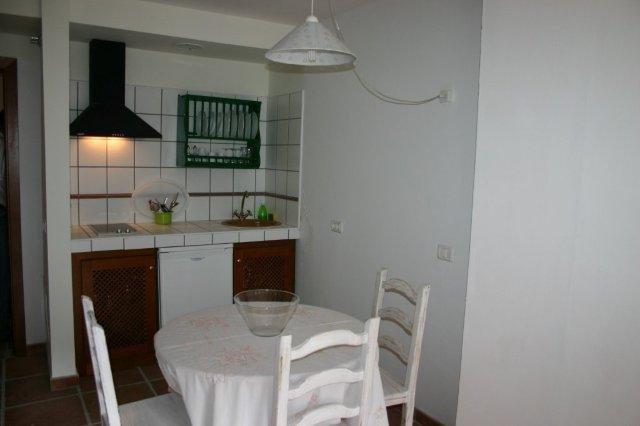 Appartementen Los Telares - keuken