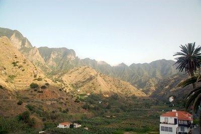 Appartementen Los Telares - uitzicht