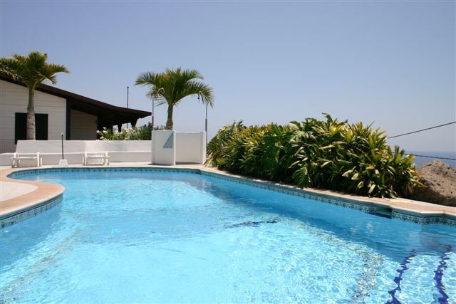 Appartementen Santa Ana - zwembad