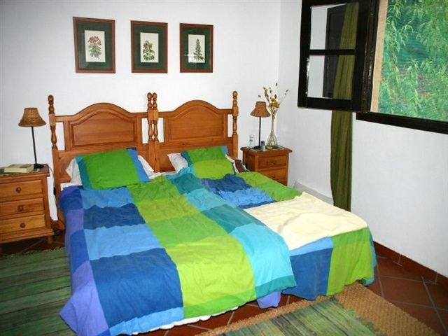 Casita del Lomo - slaapkamer