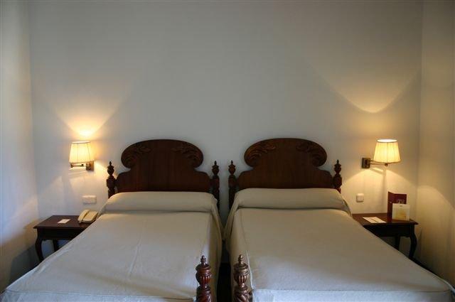 Hotel Parador - hotelkamer