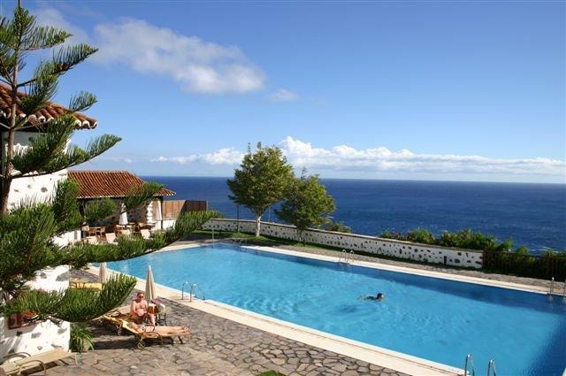 Bijzondere accommodaties Hotel Parador in San Sebastian (La Gomera, Spanje)